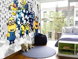 tapisserie chambre enfant papier peint 3d pour enfants tapisserie numérique décoration