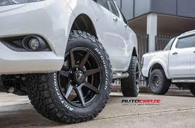 Custom Bt50 Bt50 Rims Load Rated Bt50 Mag Wheels And Tyres For Sale