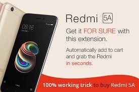 Redmi 5a Redmi 5a Flipkart Sale Auto Buy Redmi 5a With This 100 Trick