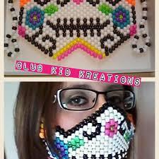 kandi mask best sugar skull kandi mask for sale in grapevine for 2018