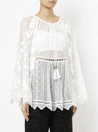 peasant blouse zimmermann floral embroidered peasant blouse 669 buy aw17