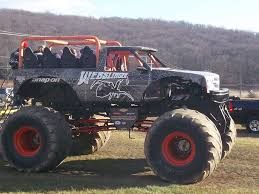 scooby doo monster truck video monster truck rides offered in exchange of gifts for the needy
