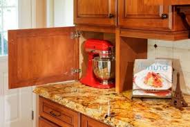 stainless steel under cabinet range hood kitchen appliance storage cabinets glass floating shelf black