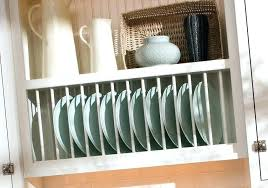 Kitchen Cabinet Plate Rack Storage Plate Rack Storage Kitchen Cabinet Plate Rack Storage Plate