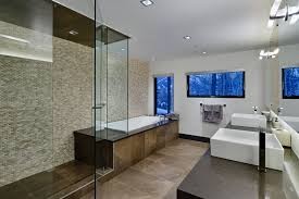 Modern Master Bathroom Designs Modern Master Bathroom With Shower By Tom Lester