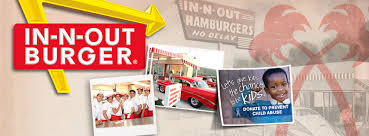 in n out burger home