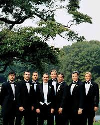 bridal party attire martha stewart weddings