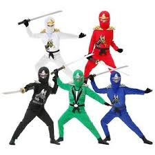 Ninja Halloween Costumes Toddlers Ninjago Costume Ebay
