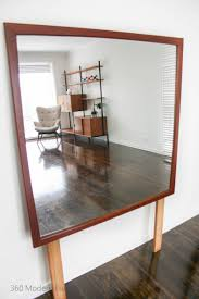 Modern Retro Home Decor 24 Best Mid Century Mirrors By 360 Modern Furniture Images On