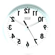 the 24 outdoor lighted atomic clock analog atomic wall clock atomic wall clock sharp wall clock wall