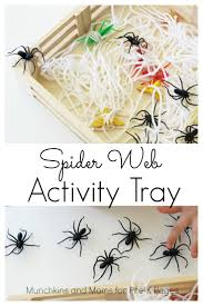 Halloween Preschool Printables 105 Best Theme Spiders Images On Pinterest Halloween Activities