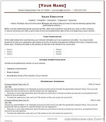 A Sample Of Resume For Job by Resume Example For Job