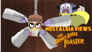 The Brave Little Toaster Goes To Mars Vhs The Brave Little Toaster Title Card By Jarvisrama99 On Deviantart