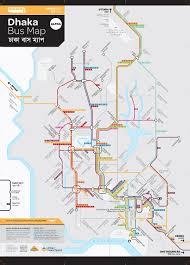 Metrorail Map Dhaka Bus Map Http Www Travel Bangladesh Net Bangladesh