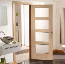 interior doors design glass panel interior door homes plans