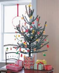 27 creative christmas tree decorating ideas martha stewart