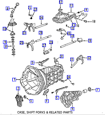 1994 ford f150 parts catalog how do i replace 5 speed mannual transmission shifter bushings for