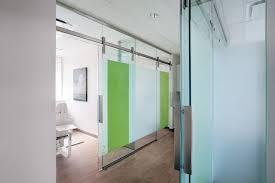 Commercial Glass Sliding Doors by Krownlab U0027s Sliding Door Hardware System Commercial Construction