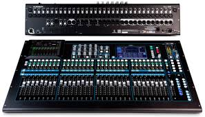 Midas 32 Small Format Digital Consoles Stage Directions