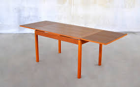 Danish Modern Teak Desk by Select Modern Danish Modern Teak Expandable Dining Room Table