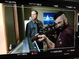 siege television shooting le siège the cast jim donovan