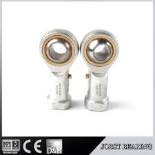 phs16 rod end u0026spherical plain bearing for manual sandblasting