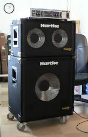 hartke 410xl bass cabinet seriously other than the weight why wouldn t i want a hartke