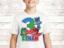 pj masks tops u0026 shirts ebay