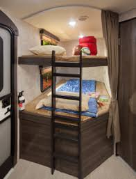 Travel Bunk Beds 2017 Ultra Lite By Highland Ridge Rv