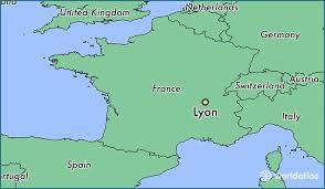 Hk Rhône Alpes à Vénissieux Where Is Lyon Lyon Rhone Alpes Map Worldatlas Com