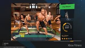 xbox fitness brings celebrity trainers kinect workouts to xbox