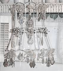 Chandelier Lamp Shades With Crystals 102 Best Diy Lighting Ect Images On Pinterest Lighting Ideas