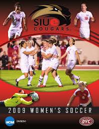 Siue Parking Map 2009 Southern Illinois University Edwardsville Women U0027s Soccer