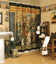 western shower curtains theme shower curtain to celebrate the old