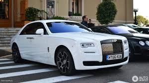 roll royce black rolls royce ghost series ii black badge 18 february 2017