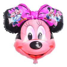 balloon wholesale bingtian 10pcs lots friendship mickey and minnie aluminum