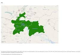 Tajikistan Map Uca And Ifpri Launch