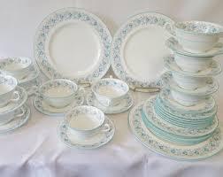 china dinnerware set etsy