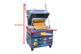 Vaccum Sealing Machine Compact Vacuum Sealer For Preparing Pouch Cell Msk 115a