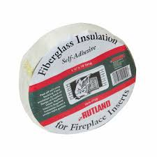 fireplace insert insulation self adhesive northline express