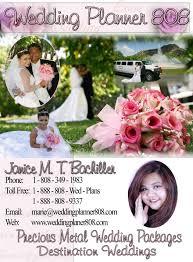 wedding planning career wedding planner 808 advertisements