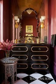 Red Powder Room 101 Best Powder Rooms Images On Pinterest Bathroom Ideas