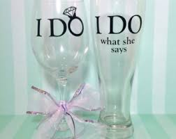 wine glasses for wedding wedding wine glasses etsy