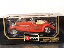 mercedes 500k 1936 mercedes 500k roadster from bburago ebay