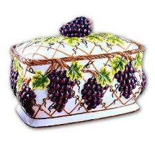 tuscany fruits grape canister set canisters tuscan on popscreen