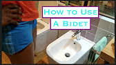Bidet Define How To Use A Bidet Youtube