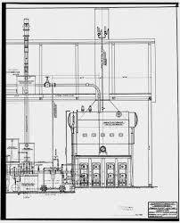 file 34 photocopy of drawing of power plant section oct 13