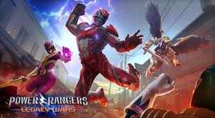power rangers legacy wars ios android