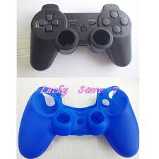 how to change the color of ps4 controller light full set black color controller shell for ps4 gamepad replacement