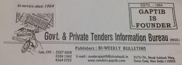 information bureau government and tenders information bureau darya ganj